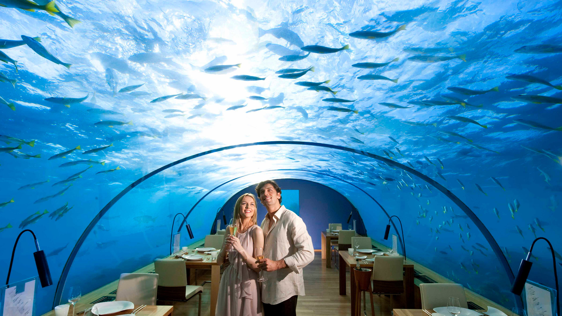 I 7 hotel più strani del mondo Poseidon Undersea Resort Fiji