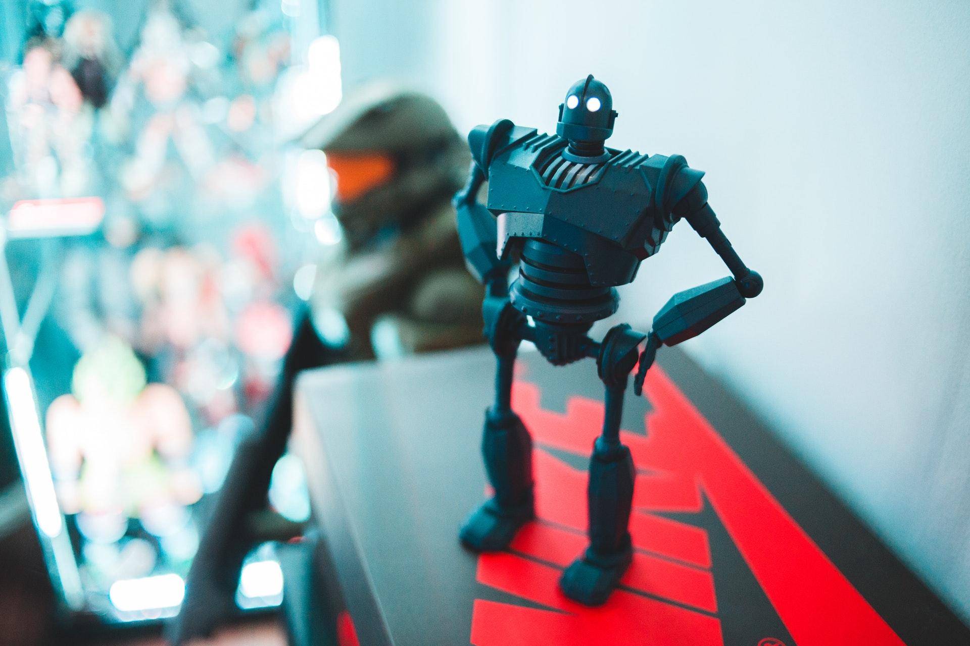 Robot casalingo per ogni mansione