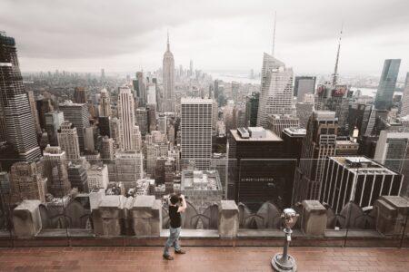 Qual è il miglior punto d'osservazione da cui vedere New York dall'alto?