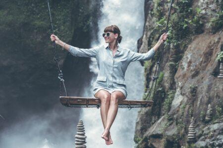 Mega Swing: l'altalena più alta del mondo