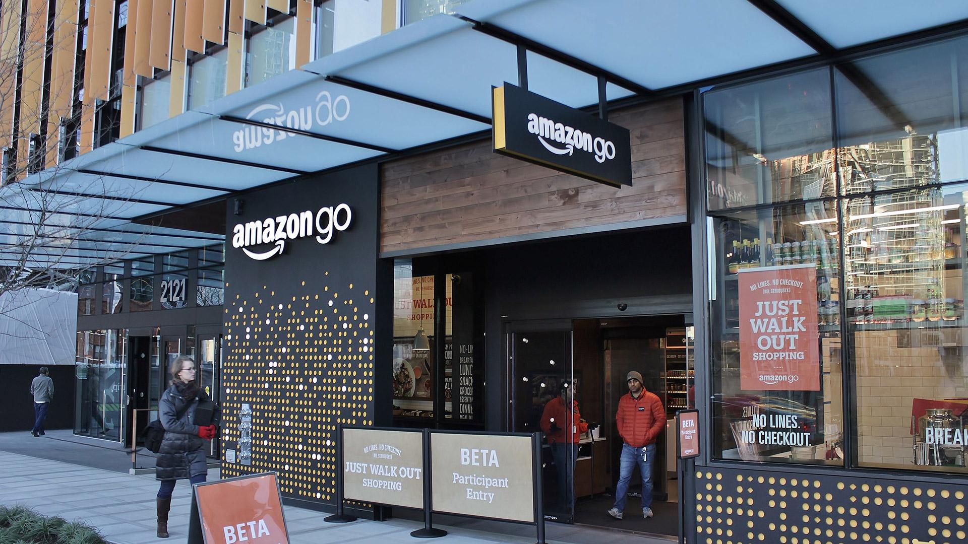 Amazon Go: il primo negozio per sociopatici è realtà