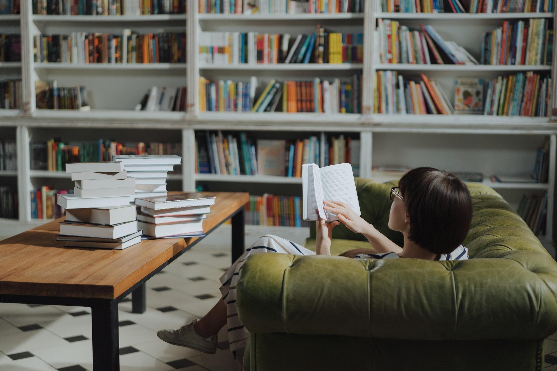 Come scegliere un libro?