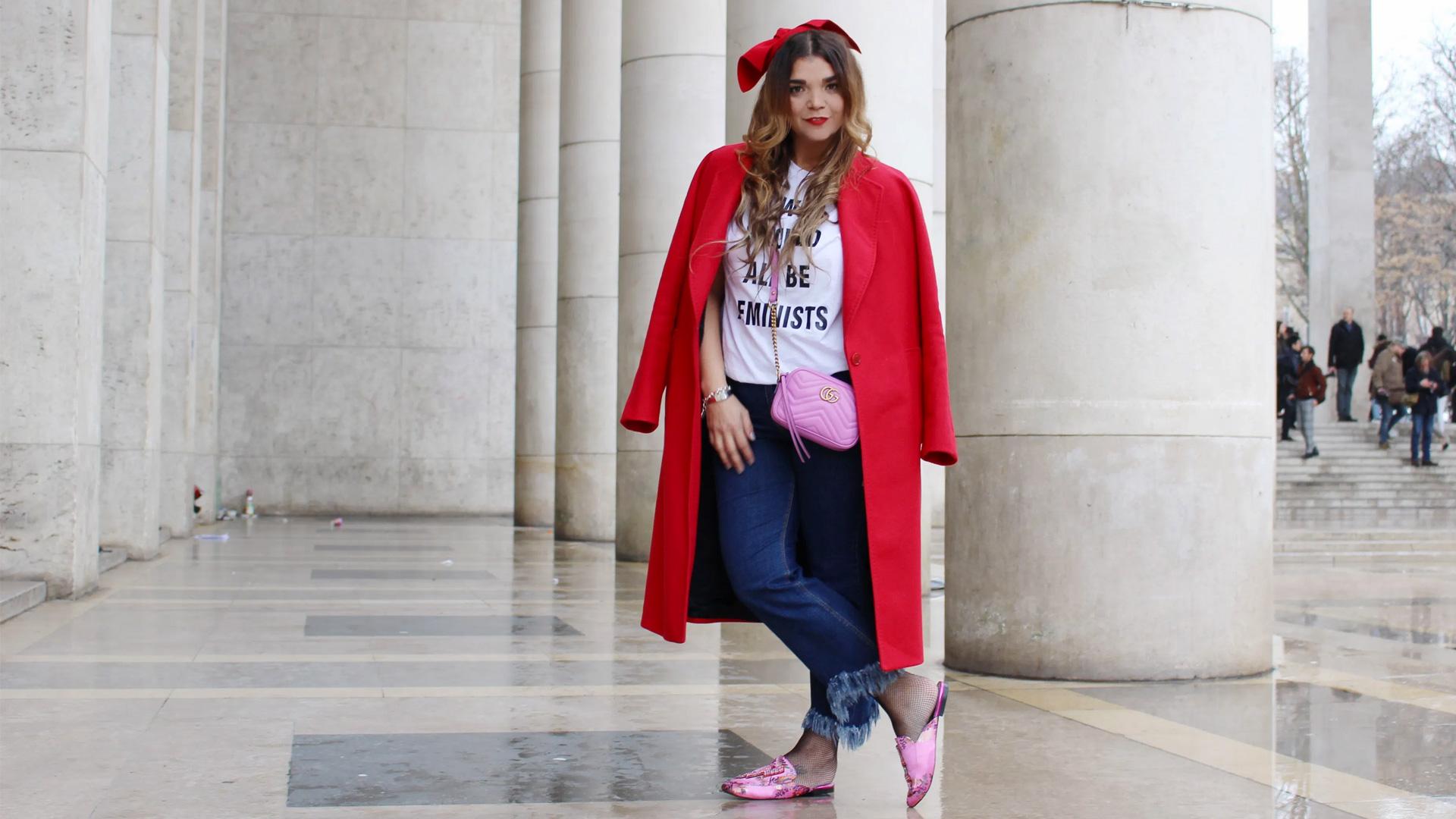 Lucia Giusti: una fashion blogger alla moda