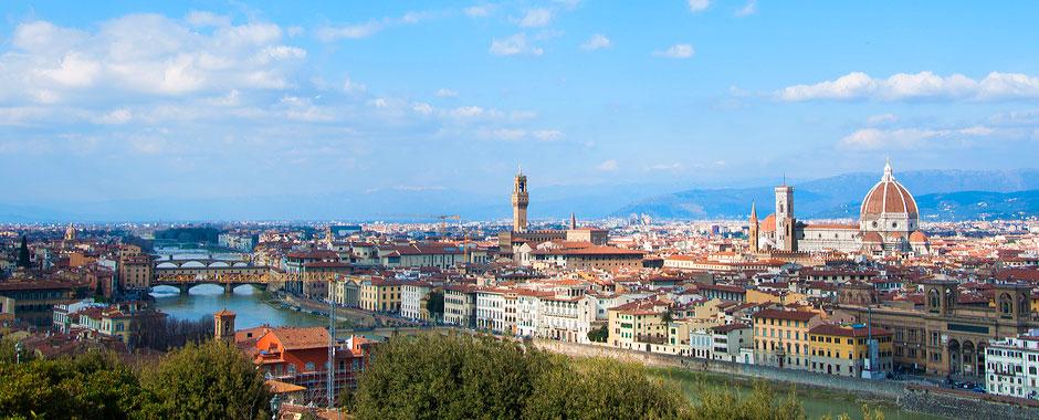 Organizzare eventi a Firenze