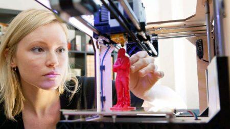 Stampanti 3D: produzione tradizionale versus produzione digitale