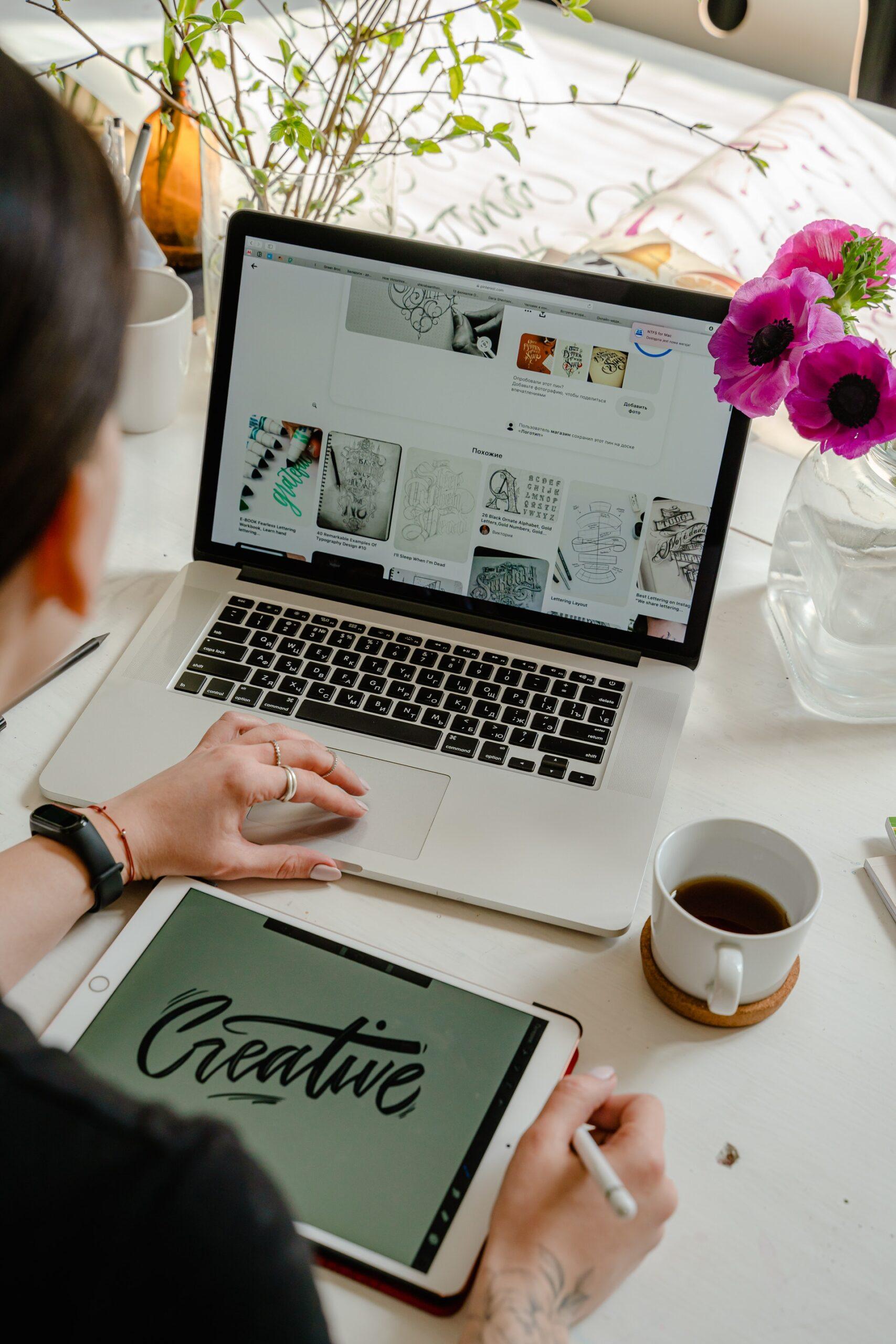 Servizi di scrittura di contenuti per il web