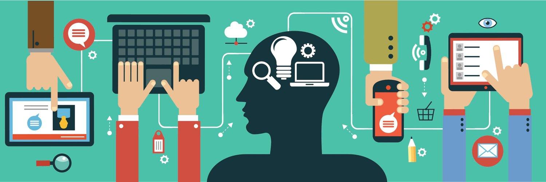 Creazione di contenuti digitali per internet